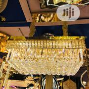 Crystal Chanderlier, Can Be Mounted Flush or Hanging | Home Accessories for sale in Lagos State, Ojo