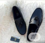 Black Moccassin & Brown Leather Double Monk Strap | Shoes for sale in Lagos State, Lagos Mainland