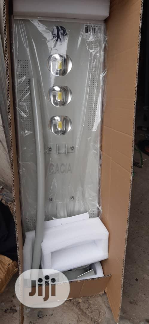 90w All In One Interagted Light With Original Lithium Battery