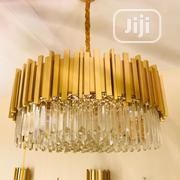 Standard Quality LED Crystal Chandrlier Lights | Home Accessories for sale in Lagos State, Ojo