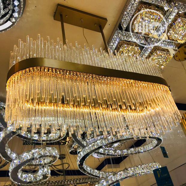 Classic Modern Crystal Drop Chanderliers Light