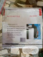 Philips Electric Kettle HL2598 | Kitchen Appliances for sale in Abuja (FCT) State, Kabusa