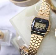 Casio Digital Water Resistant Watch - Gold | Watches for sale in Lagos State, Lagos Island