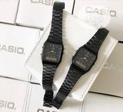 Casio Illuminator Water Resistant Watch - Black | Watches for sale in Lagos State, Lagos Island