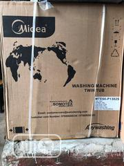 Original Midea Washing Machine 6kg Wash And Spin, Top Loading | Home Appliances for sale in Lagos State, Lekki Phase 2