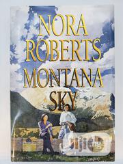 Montana Sky - Novel By Nora Robert | Books & Games for sale in Lagos State, Surulere