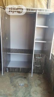 Wardrobe 4fitx6fit Colour Finger | Furniture for sale in Abuja (FCT) State, Lugbe