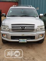 Infiniti QX 2004 Silver | Cars for sale in Lagos State, Surulere