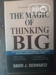 The Magic Of Think Big | Books & Games for sale in Lagos State, Lagos Mainland
