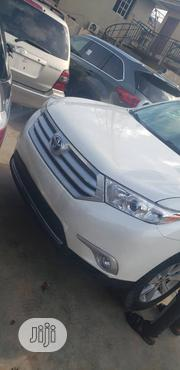 Toyota Highlander 2011 SE White | Cars for sale in Oyo State, Ibadan South West