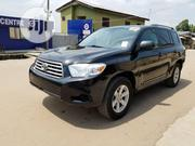Toyota Highlander 2010 SE Black | Cars for sale in Lagos State, Ojodu