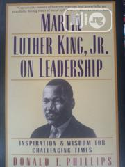 Martin Luther King Junior On Leadership | Books & Games for sale in Lagos State, Lagos Mainland