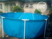 Strong Polygon 13x13x4 Ft Fish Pond | Farm Machinery & Equipment for sale in Lagos State, Ikorodu