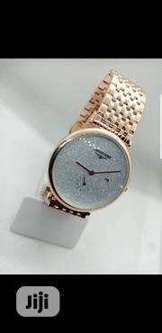 Longines Stone Studded Classic Watch | Watches for sale in Lagos State, Lagos Island