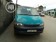 Toyota HiAce 2000 Blue   Buses & Microbuses for sale in Lagos State, Isolo