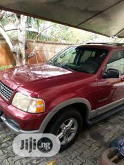 Ford Explorer 2002 Red | Cars for sale in Lagos State, Lekki Phase 1