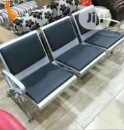 Airport 3 in 1 Visitor Leather Chair   Furniture for sale in Oyo State, Ibadan South West