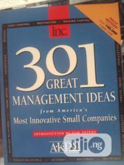 301 Great Management Ideas | Books & Games for sale in Lagos State, Lagos Mainland