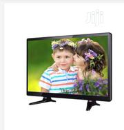 Domi 24' Inches Full HD TV Black Flat Portabel TV | TV & DVD Equipment for sale in Abuja (FCT) State, Kuje