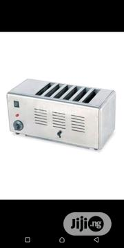 Pop-up Bread Toaster 6 Slices | Kitchen Appliances for sale in Lagos State, Ojo