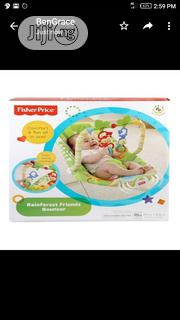 Quality Fisher Price Rain Forest Bouncer For Baby | Babies & Kids Accessories for sale in Lagos State, Agege