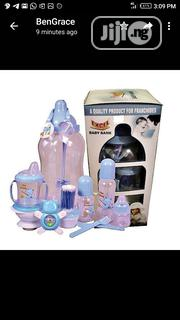 Set Of Baby Feeding Bottles ( Bank) | Baby & Child Care for sale in Lagos State, Agege
