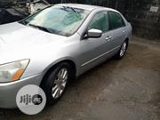 Honda Accord 2005 Automatic Silver | Cars for sale in Rivers State, Obio-Akpor