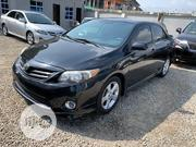 Toyota Corolla 2012 Black | Cars for sale in Lagos State, Amuwo-Odofin