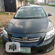 Toyota Corolla 2010 Black | Cars for sale in Lagos State, Ikeja