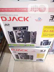 DJ 503 Home Threaters With Good Quality Sounds Good Quality Products | Audio & Music Equipment for sale in Lagos State, Ikeja
