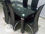 Executive Dining Table With (6) Chairs | Furniture for sale in Lagos State, Victoria Island
