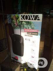 Kowa Portable Wireless Speaker With Microphone | Audio & Music Equipment for sale in Ogun State, Obafemi-Owode