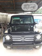 Mercedes-Benz G-Class 2000 Black | Cars for sale in Edo State, Akoko-Edo