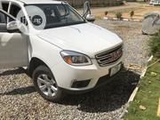JAC T6 2017 White | Cars for sale in Abuja (FCT) State, Gaduwa