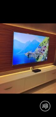 Tv Wall Mount With LED Backdrop | TV & DVD Equipment for sale in Lagos State, Magodo