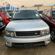 Land Rover Range Rover Sport 2010 Silver | Cars for sale in Lagos State, Amuwo-Odofin