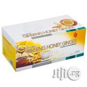 Dynapharm Instant Ginseng Honey Ginger 20g X 20 | Meals & Drinks for sale in Lagos State, Ikeja