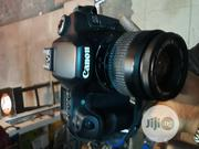 This Is Canon 40D With Zoom Lens EF 35-80mm Video Camera | Accessories & Supplies for Electronics for sale in Lagos State, Ikeja