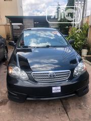 Toyota Corolla 2008 Black | Cars for sale in Abuja (FCT) State, Central Business District