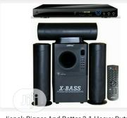 Jiepak Home Theatre System With Bluetooth JP6030+Powerful DVD Player | Audio & Music Equipment for sale in Abuja (FCT) State, Kubwa