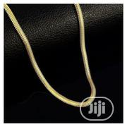 Gold Necklace Chain Classic | Jewelry for sale in Lagos State, Surulere