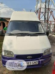 Ford Transit 1999 White-purpole | Buses & Microbuses for sale in Lagos State, Alimosho