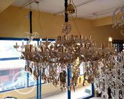 Big Crystal Chandelier | Home Accessories for sale in Edo State, Benin City