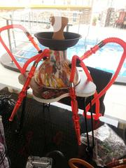 Standing Double Pipe Shisha Pot | Tabacco Accessories for sale in Lagos State, Amuwo-Odofin