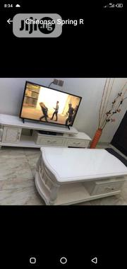 Set Of Center Table And T.V Stand | Furniture for sale in Lagos State, Ikoyi