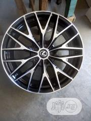 18 Rim Toyota Lexus 350 | Vehicle Parts & Accessories for sale in Lagos State, Mushin