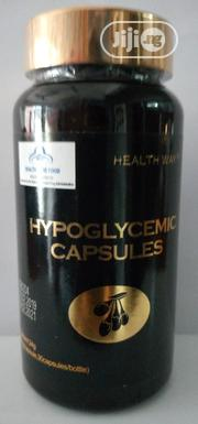 HYPO GLYCEMIC CAPSULE for Treatment of Diabetes, Stabilise Blood Sugar | Vitamins & Supplements for sale in Lagos State, Surulere