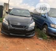 Toyota Matrix 2010 Black | Cars for sale in Lagos State, Lagos Mainland