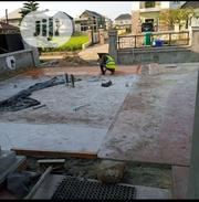 Concrete Stamped Floor | Building & Trades Services for sale in Lagos State, Lagos Island