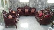Royal Italain Leather Sofa | Furniture for sale in Lagos State, Lekki Phase 1